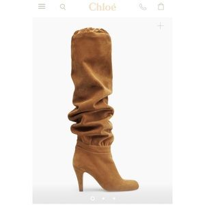 Chloe boots size 6.5